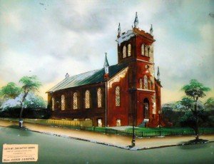 Sixth Mount Zion Baptist Church- 1887