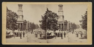 St Pauls Stereograph