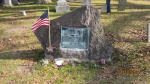 Elizabeth Van Lew Grave