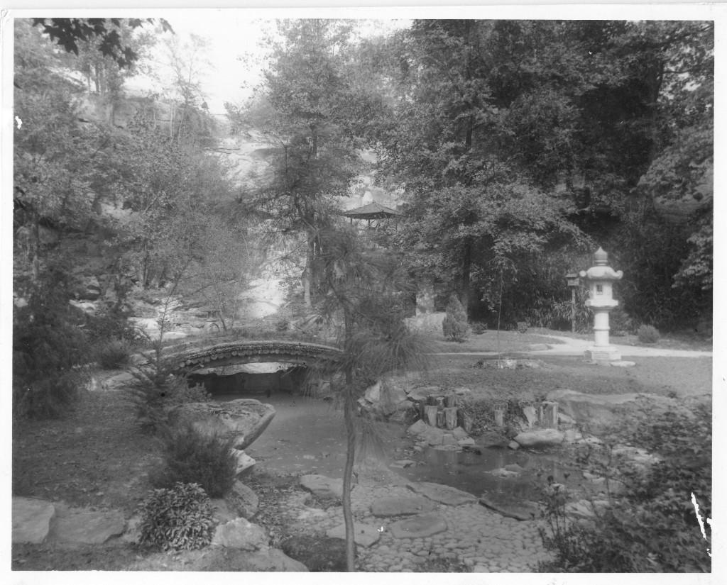 japanese garden 1925 c. dementi
