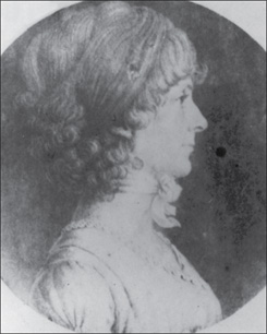 Mary Randolph author of the Virginia Housewife History FOOD
