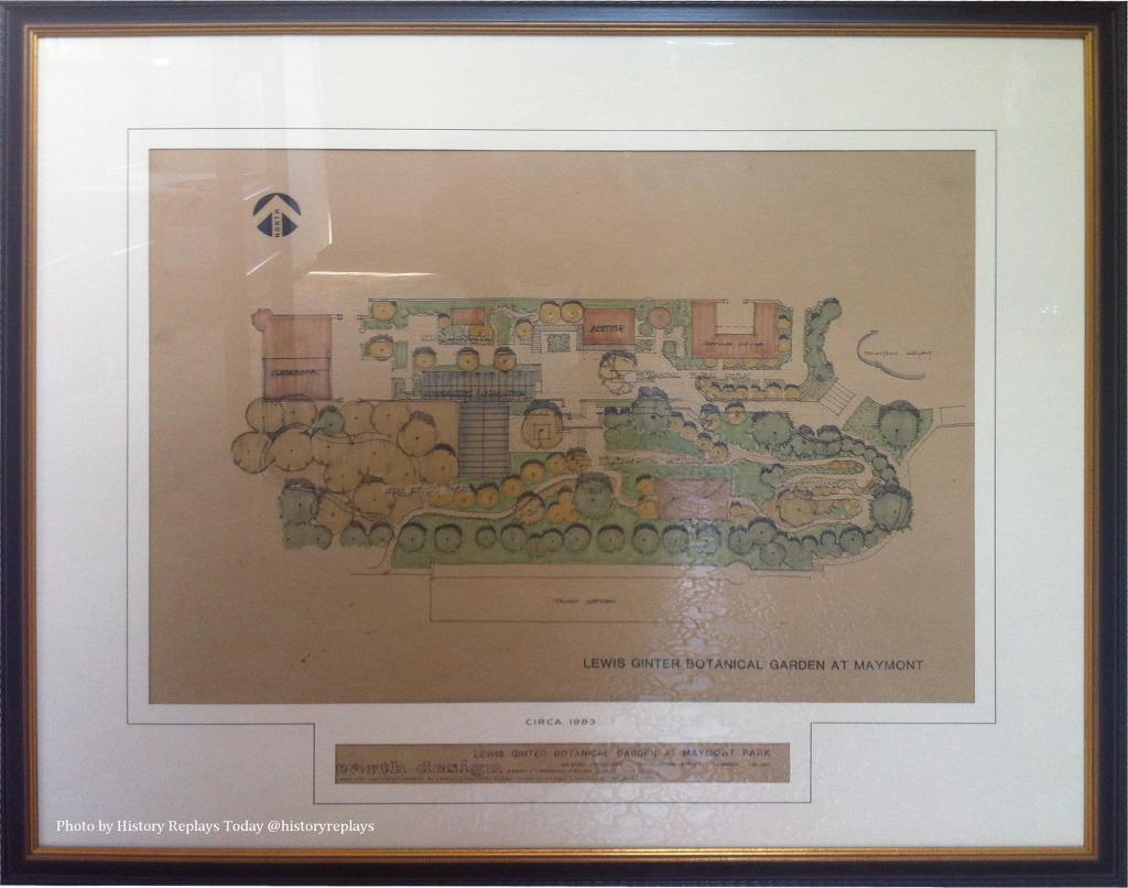 Lewis Ginter Botanical Garden at Maymont proposal