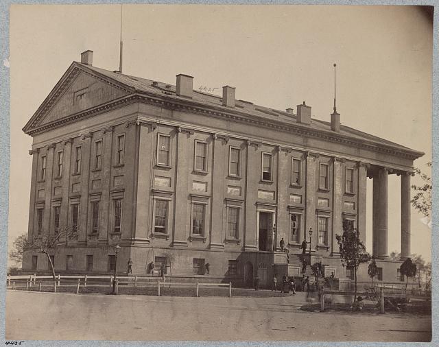 Sate Capitol